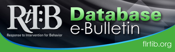 RTIB Database e-bulletin email header